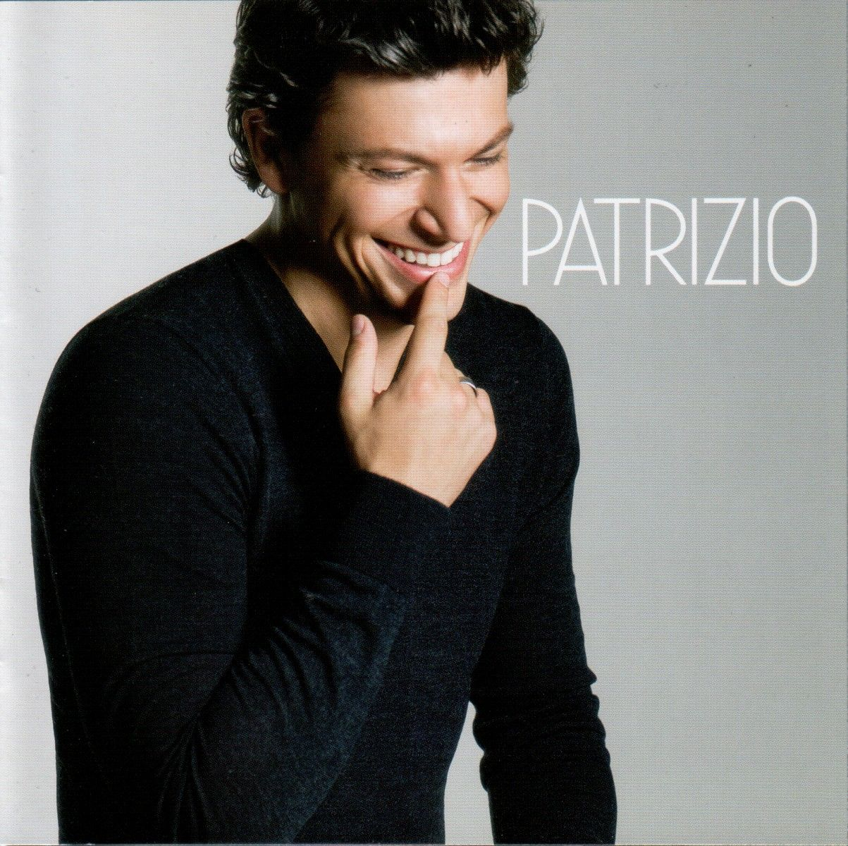 Patrizio Buanne - Patrizio album cover