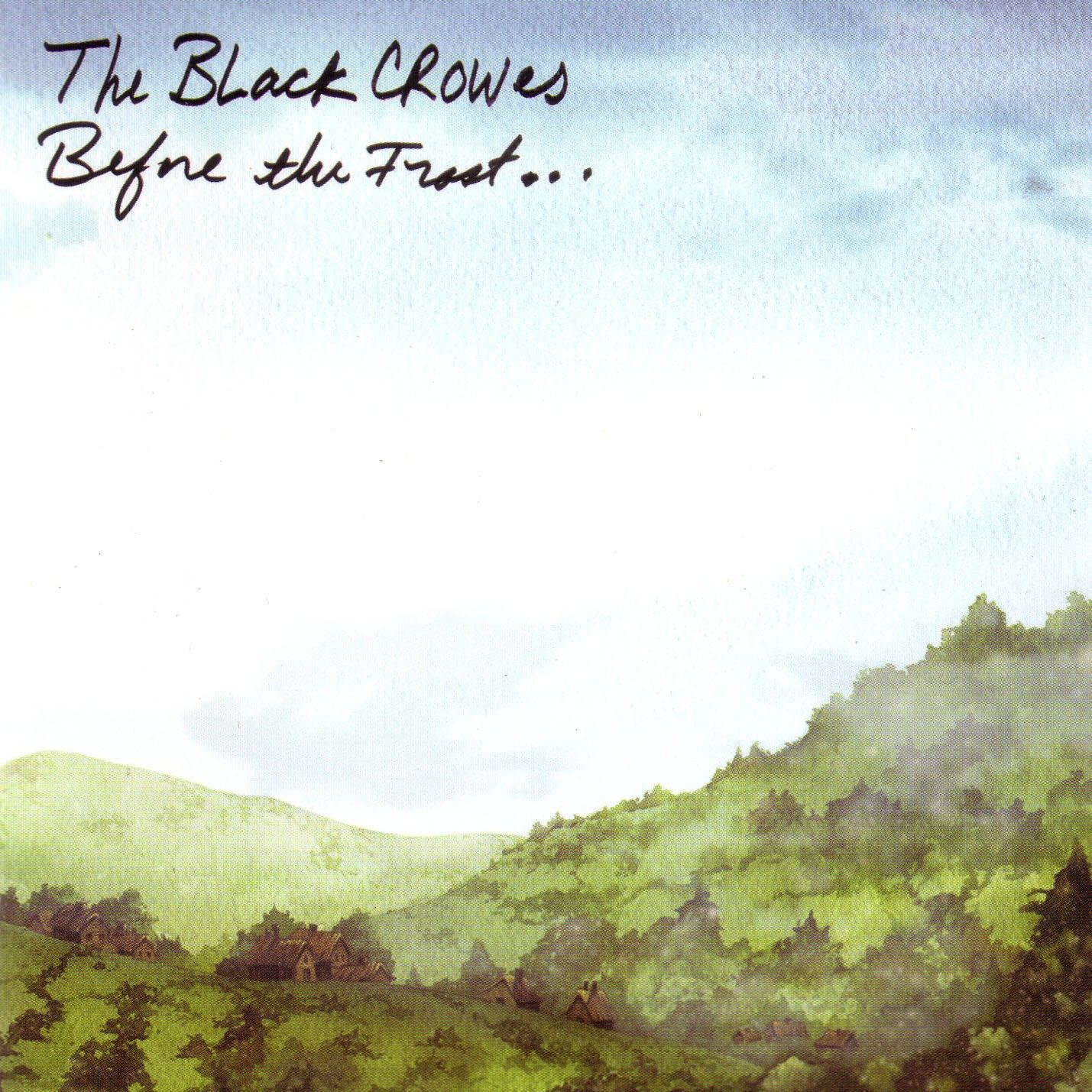 The Black Crowes - Before The Frost Until The Freeze album cover