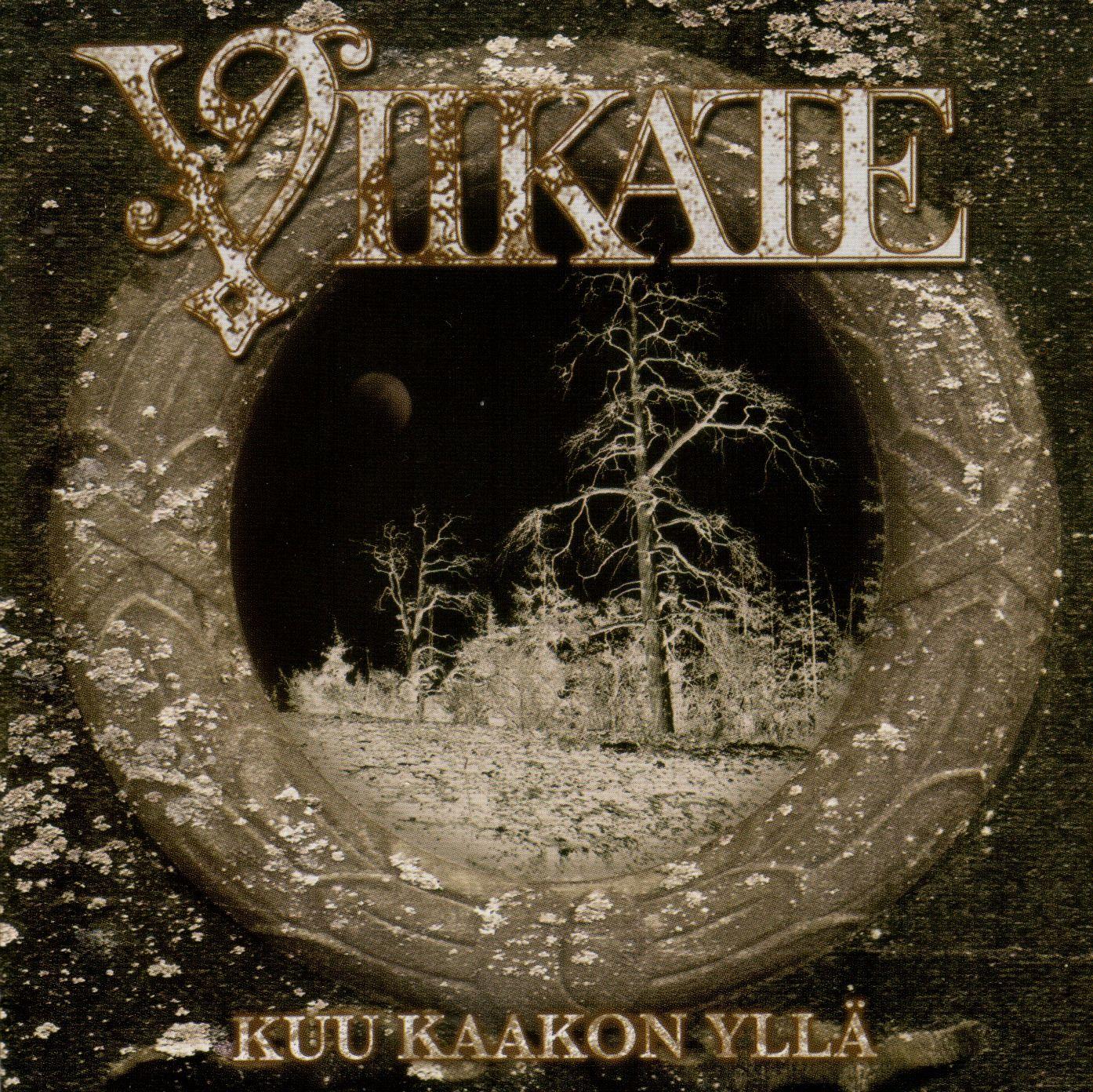 Viikate - Kuu Kaakon Yllä album cover