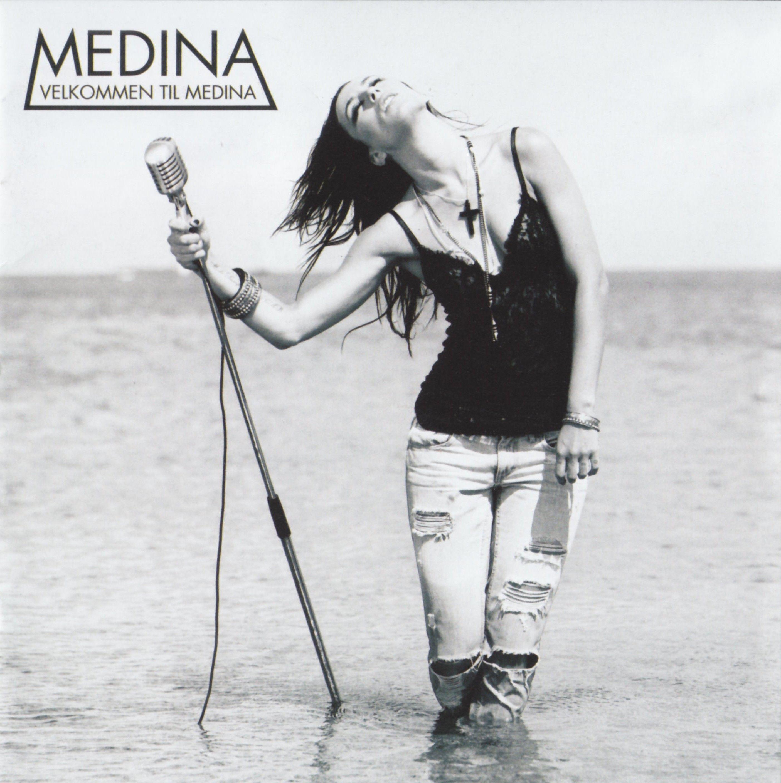 Medina - Velkommen Til Medina album cover