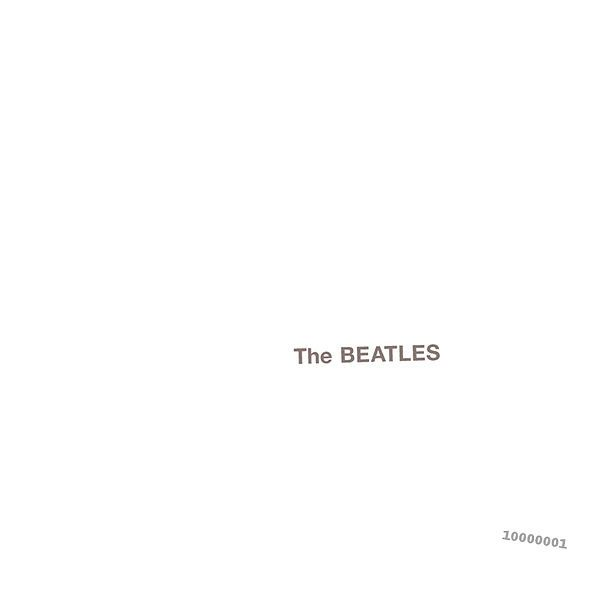 The Beatles - The Beatles (white Album) album cover