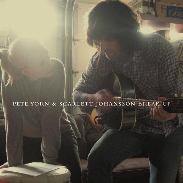 Pete Yorn - Break Up album cover