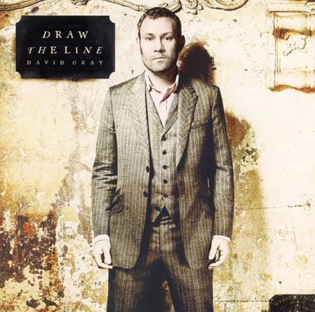 David Gray - Draw The Line album cover