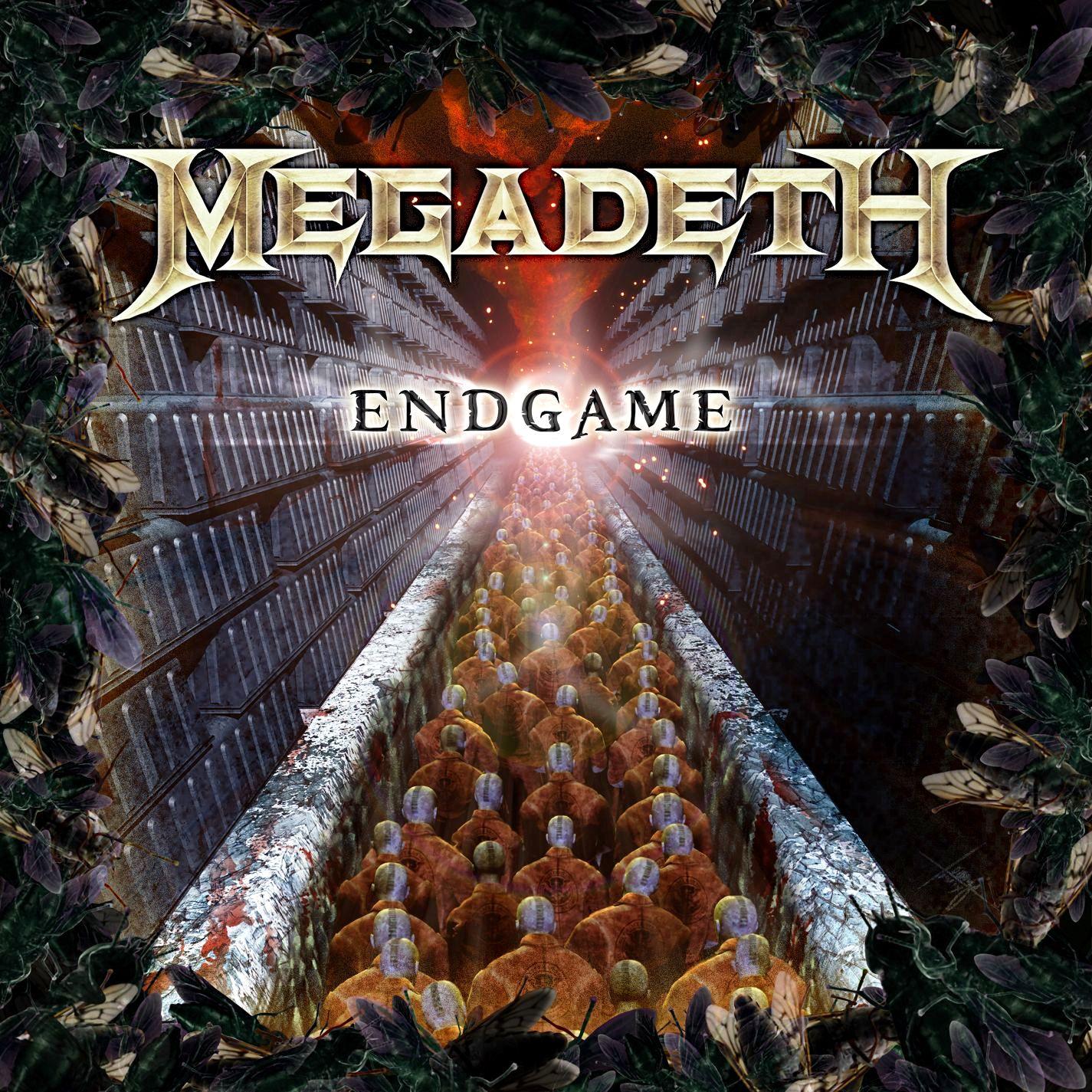 Megadeth - Endgame album cover