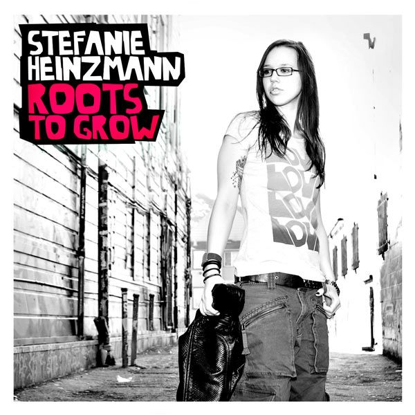 Stefanie Heinzmann - Roots To Grow album cover