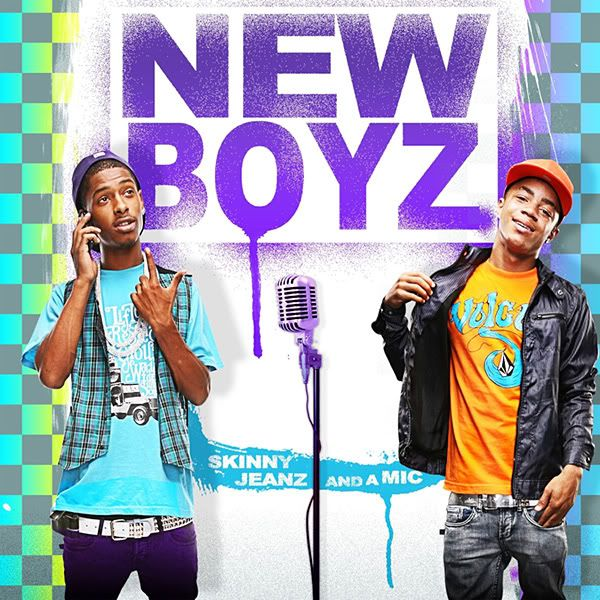 New Boyz - Skinny Jeanz And A Mic album cover