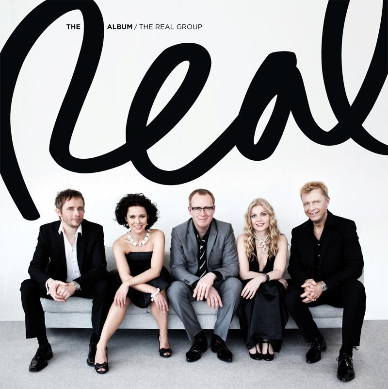 The Real Group - The Real Album album cover