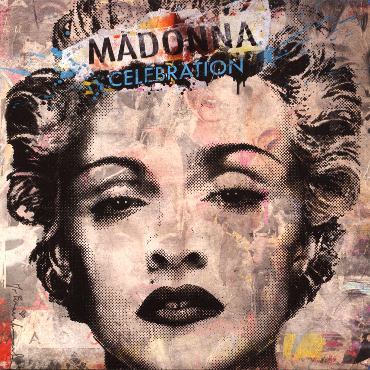 Madonna - Celebration album cover