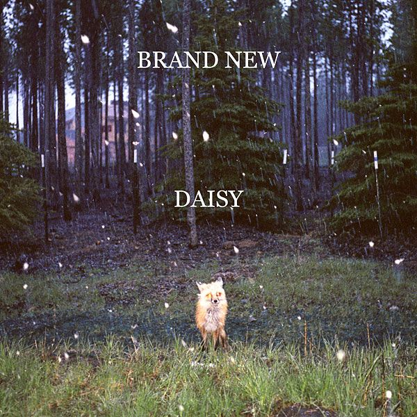 Brand New - Daisy album cover