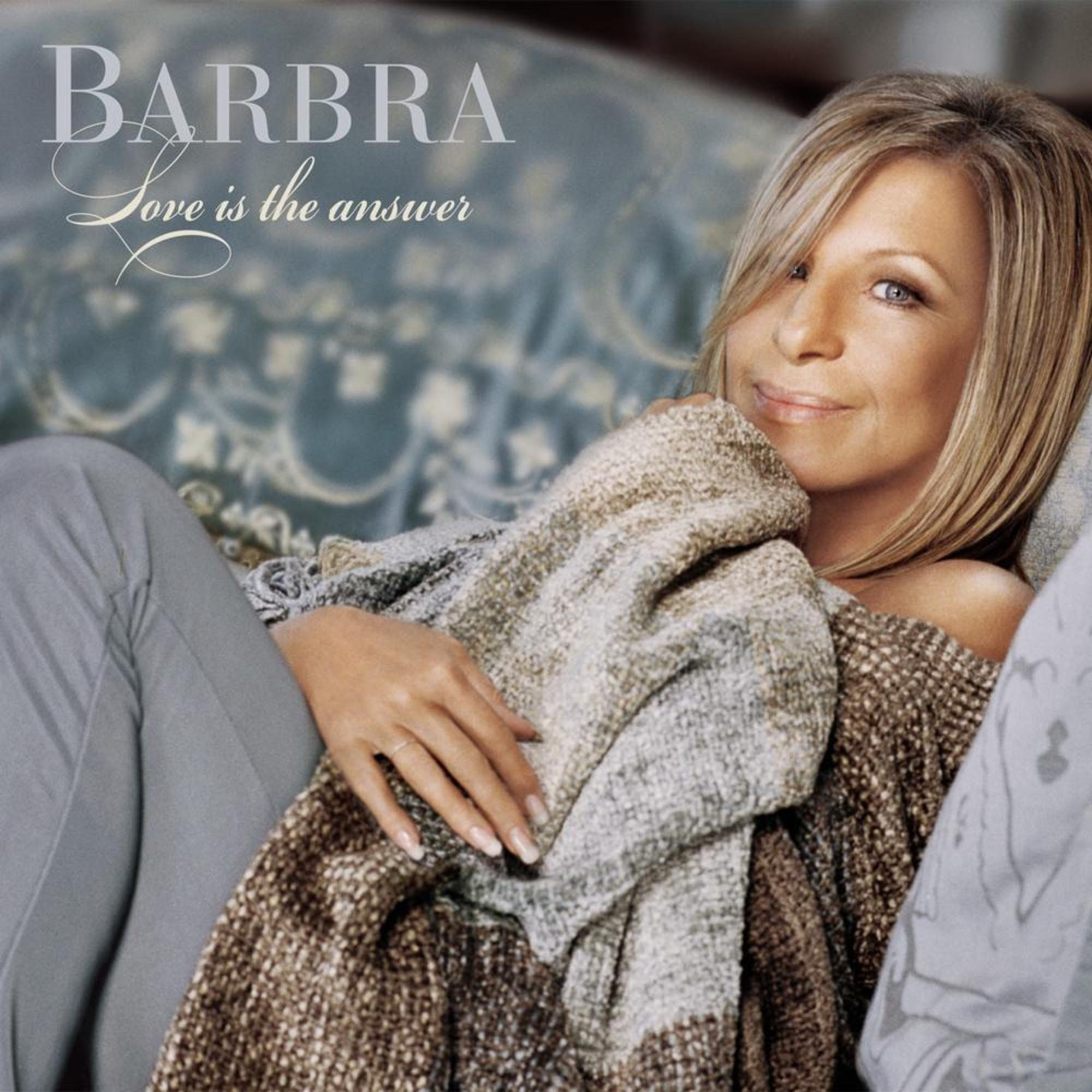 Barbra Streisand - Love Is The Answer album cover