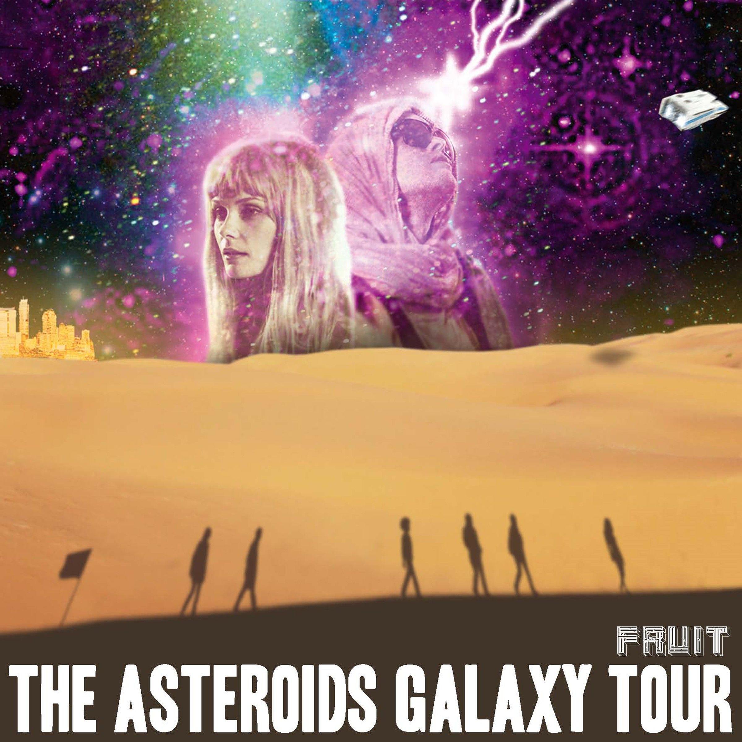 The Asteroids Galaxy Tour - Fruit album cover