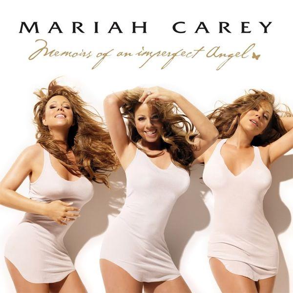 Mariah Carey - Memoirs Of An Imperfect Angel album cover