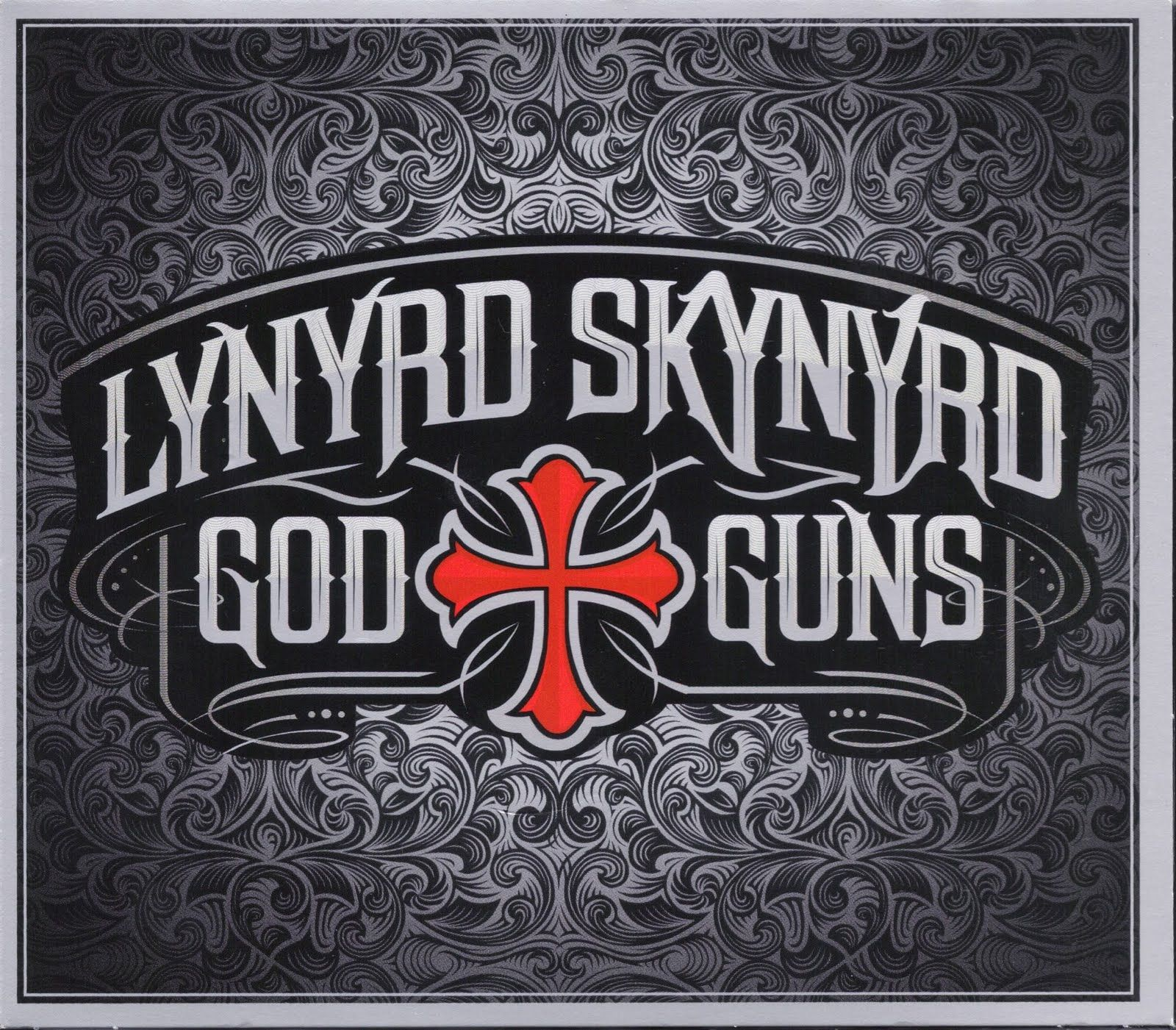Lynyrd Skynyrd - God & Guns album cover