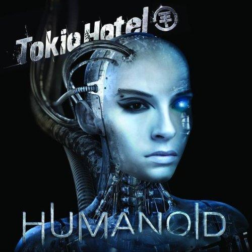 Tokio Hotel - Humanoid album cover