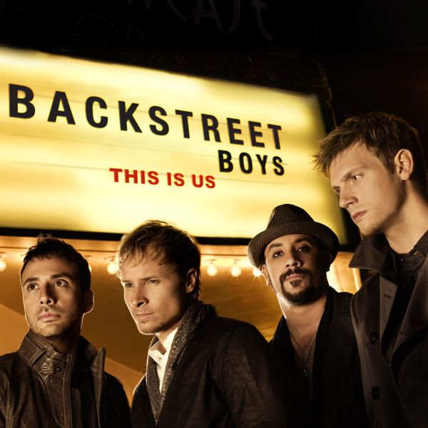 Backstreet Boys - This Is Us album cover