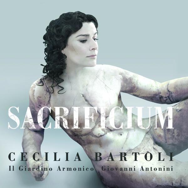 Cecilia Bartoli - Sacrificium album cover