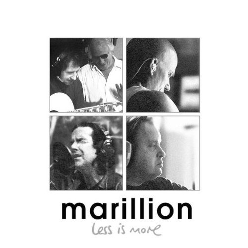 Marillion - Less Is More album cover