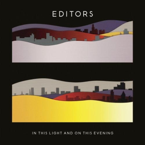 Editors - In This Light And On This Evening album cover