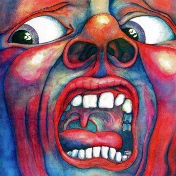 King Crimson - In The Court Of The Crimson King album cover