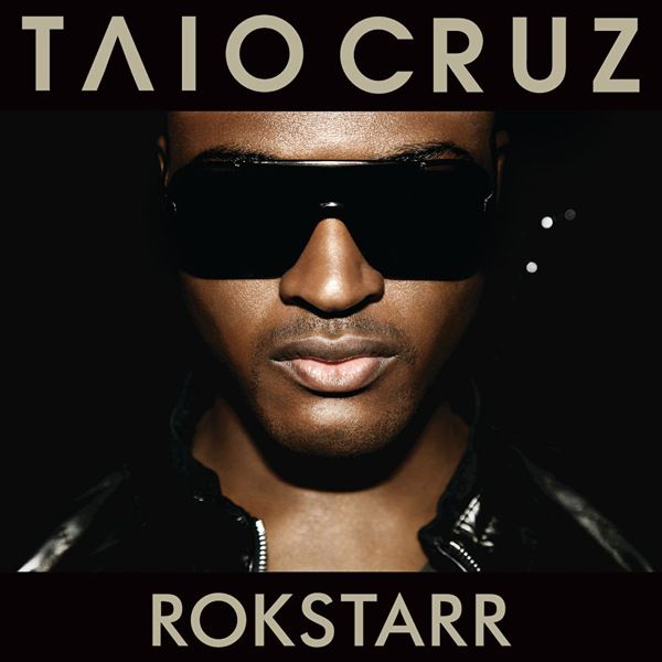 Taio Cruz - Rokstarr album cover