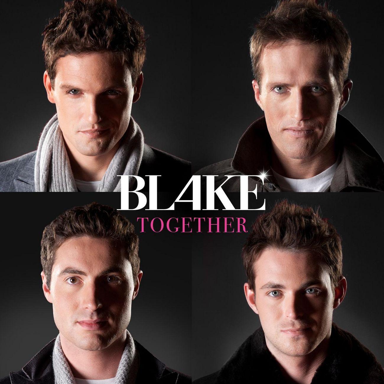 Blake - Together album cover