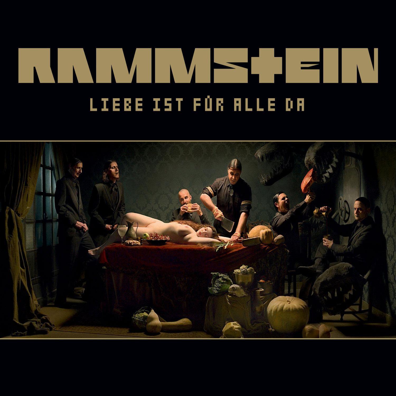 Rammstein - Liebe Ist Für Alle Da album cover