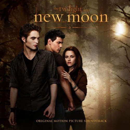 Soundtrack - The Twilight Saga: New Moon album cover