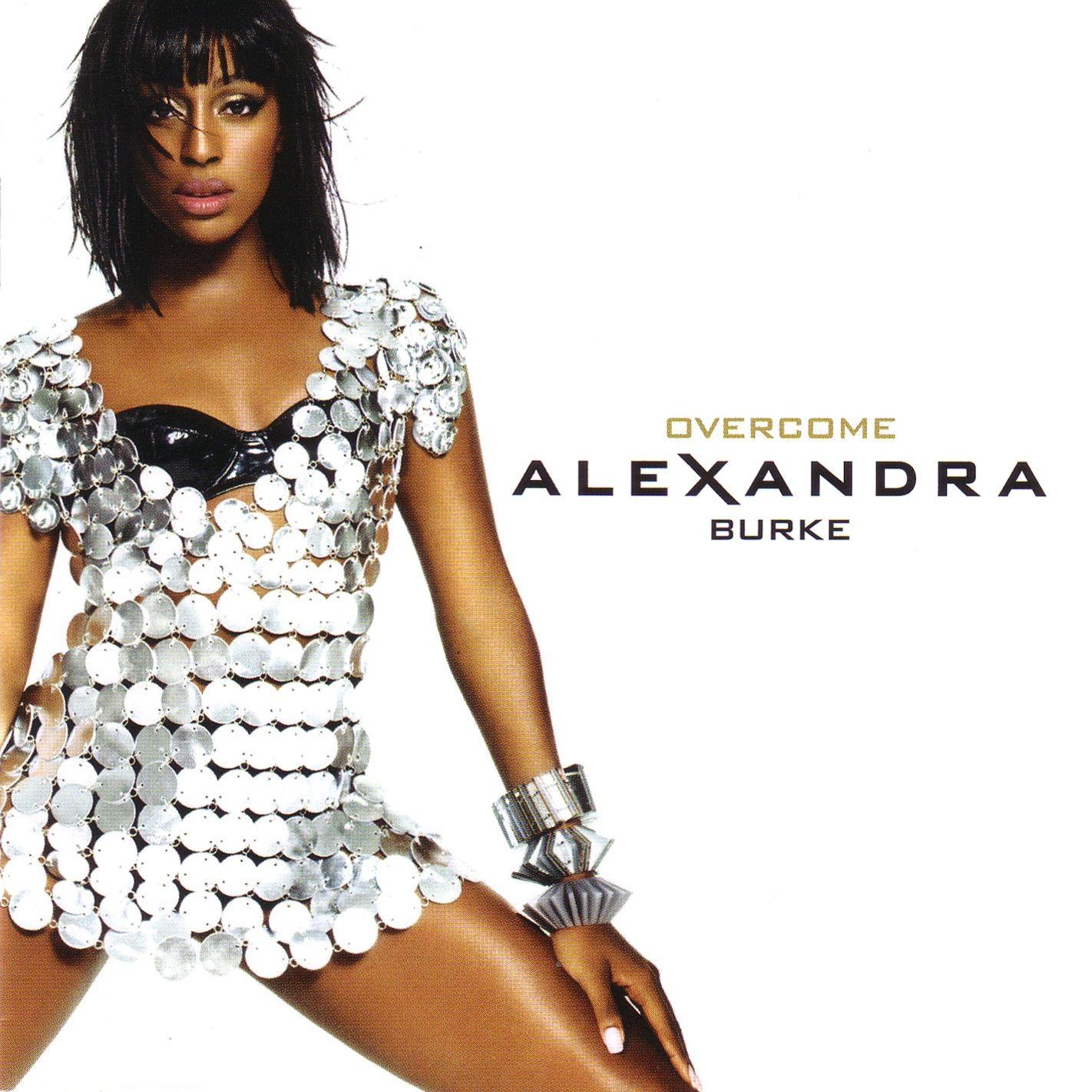 Alexandra Burke - Overcome album cover