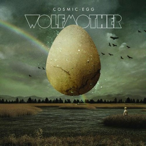 Wolfmother - Cosmic Egg album cover