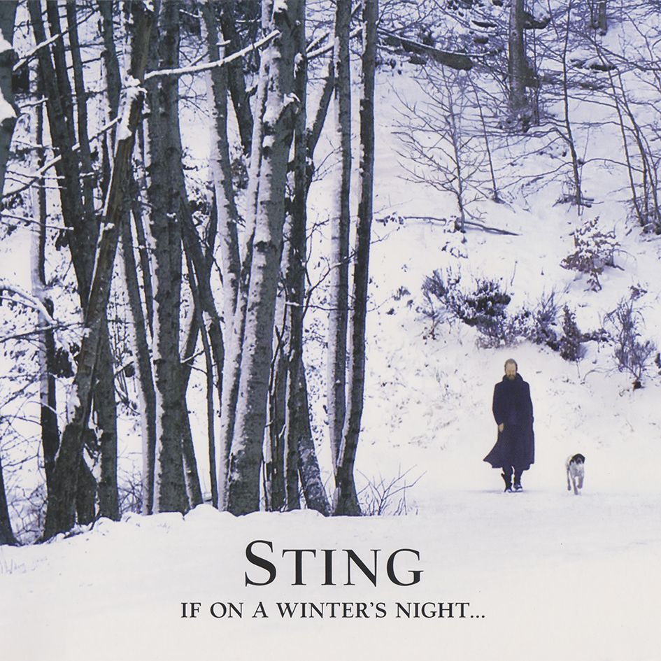 Sting - If On A Winter's Night album cover