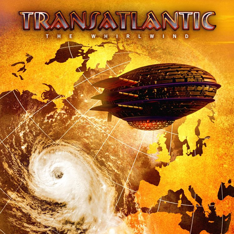 Transatlantic - The Whirlwind album cover
