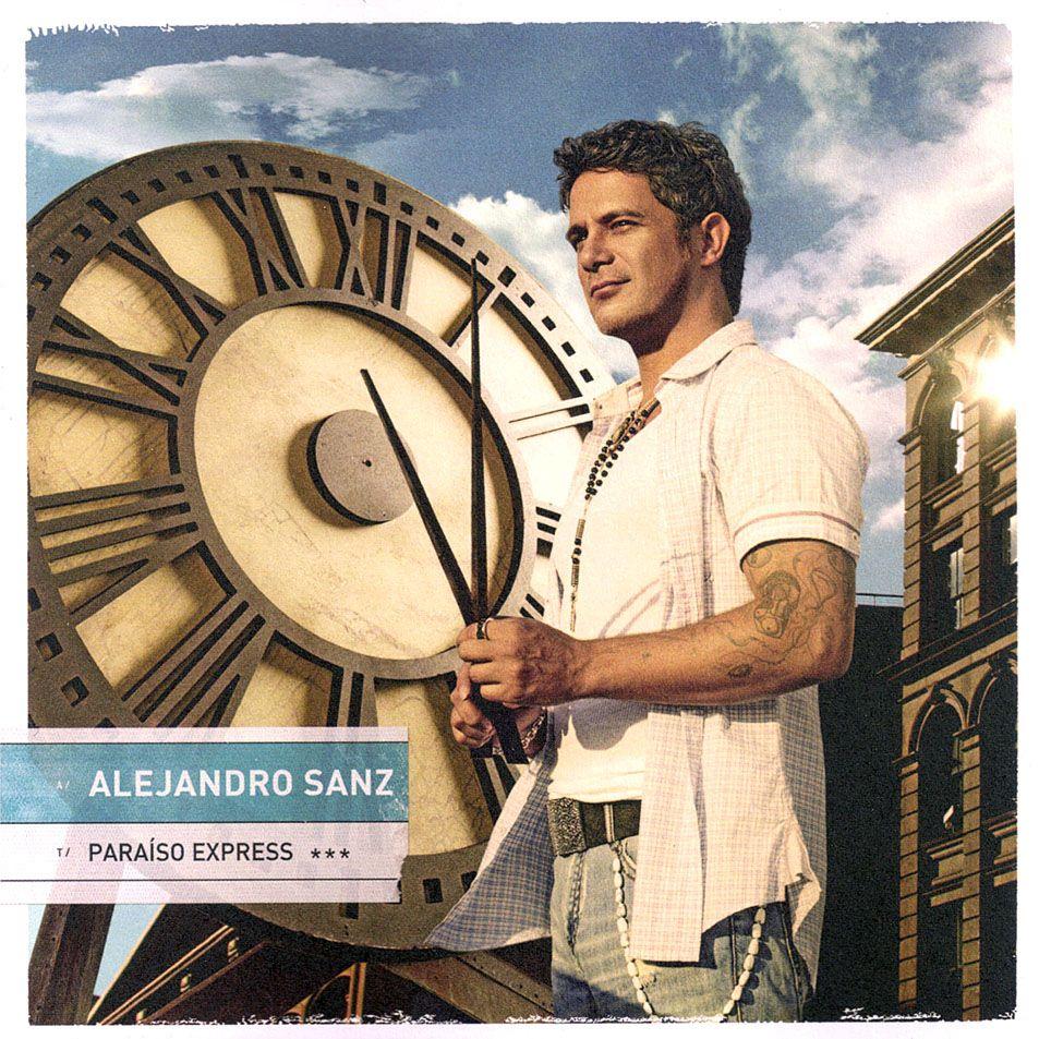 Alejandro Sanz - Paraíso Express album cover
