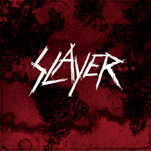 Slayer - World Painted Blood album cover