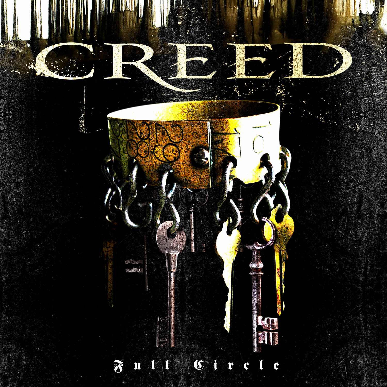 Creed - Full Circle album cover