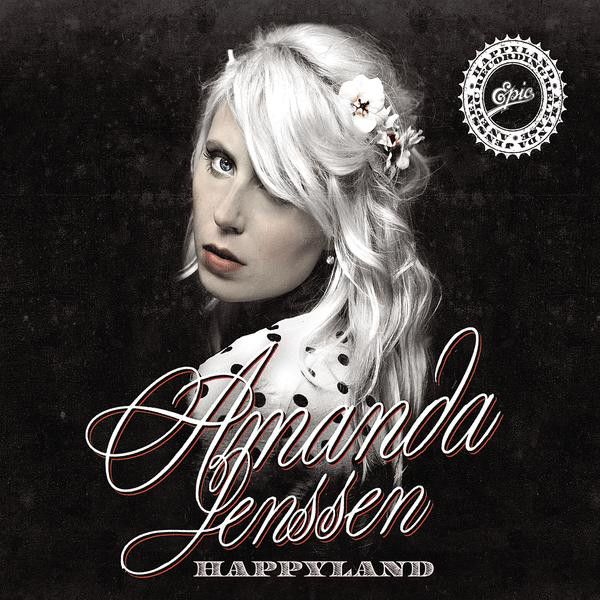 Amanda Jenssen - Happyland album cover