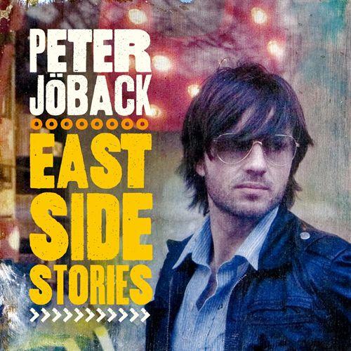 Peter Jöback - East Side Stories album cover
