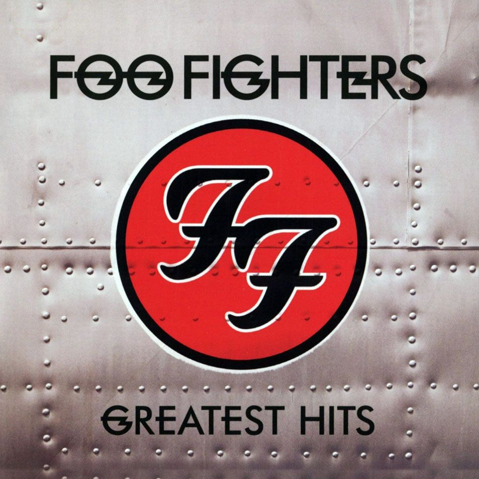 The Foo Fighters - Greatest Hits album cover