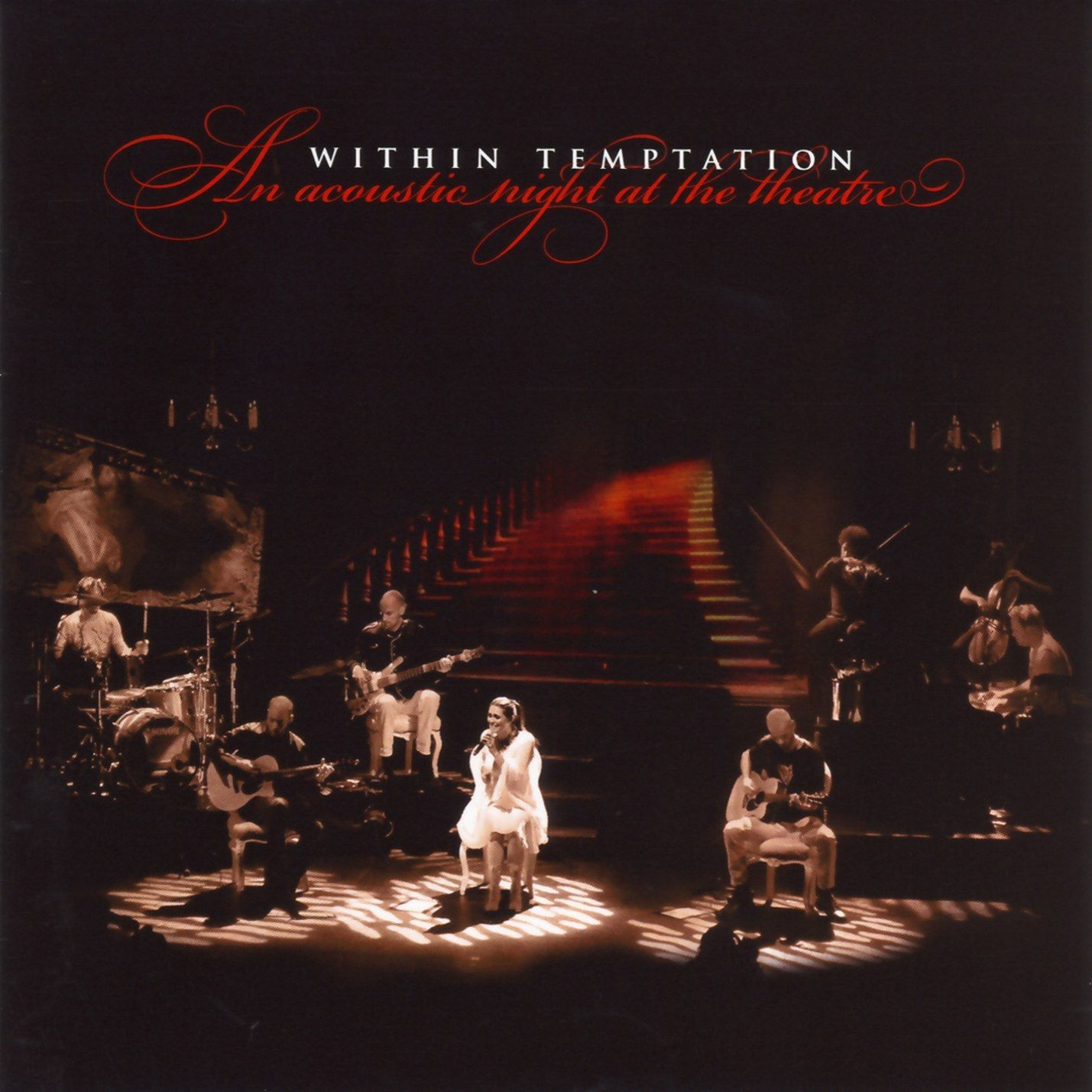 Within Temptation - An Acoustic Night At The Theatre album cover