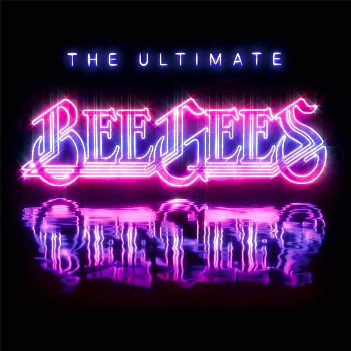 Bee Gees - The Ultimate album cover