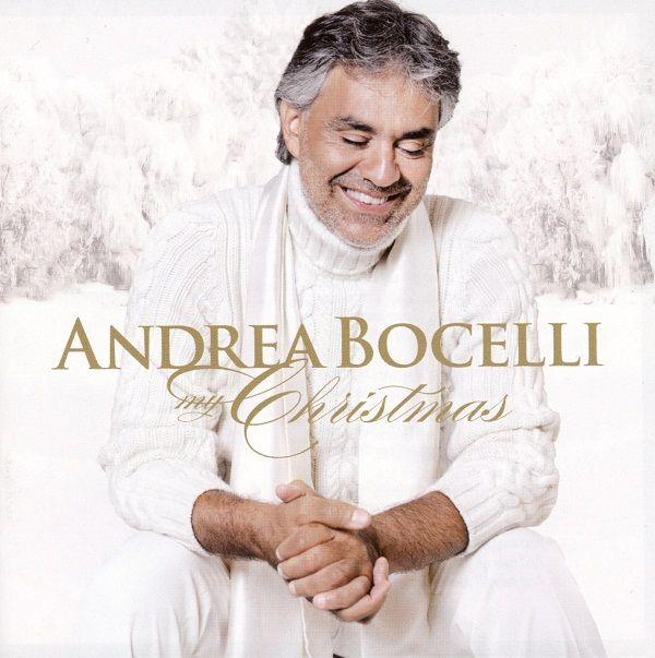 Andrea Bocelli - My Christmas album cover