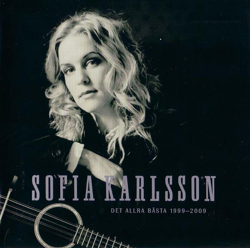 Sofia Karlsson - Det Allra Bästa 1999-2009 album cover