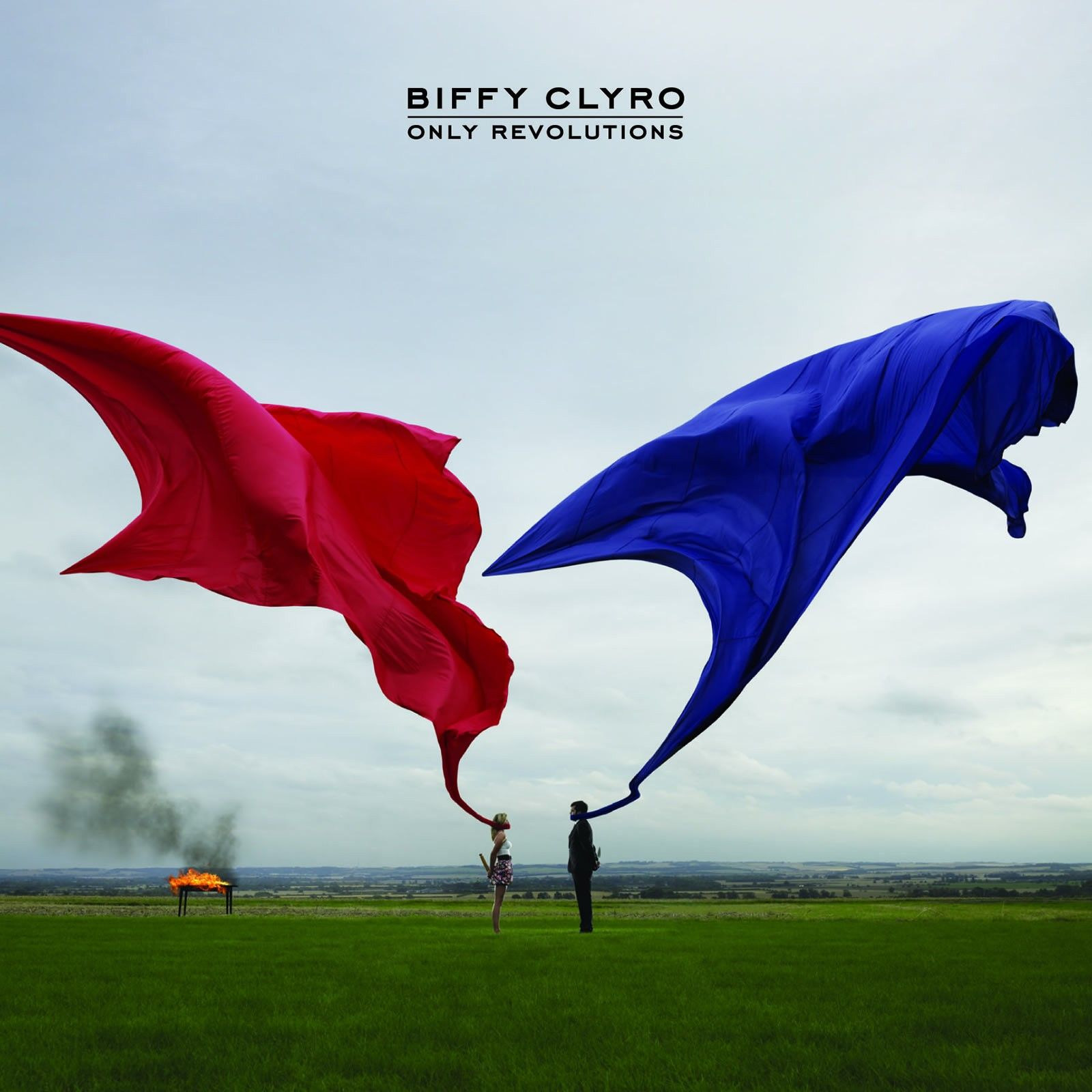 Biffy Clyro - Only Revolutions album cover