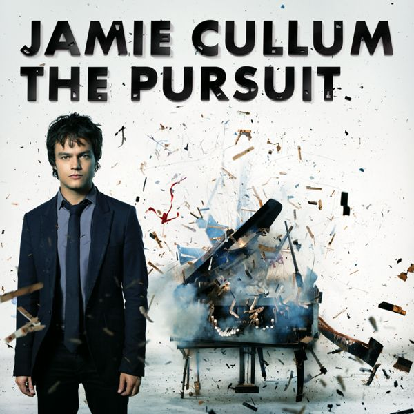Jamie Cullum - The Pursuit album cover