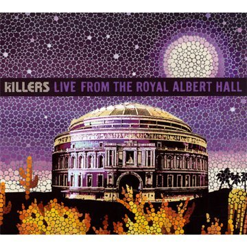 The Killers - Live From The Royal Albert Hall album cover