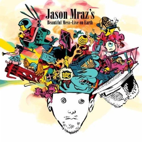 Jason Mraz - Beautiful Mess - Live On Earth album cover