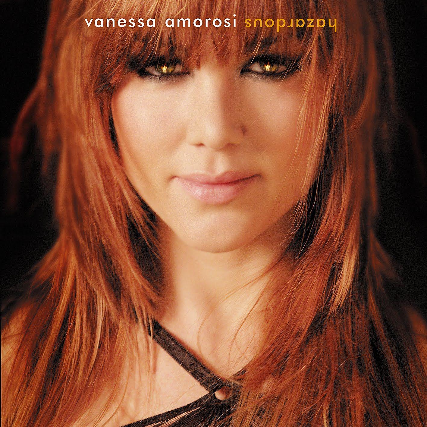 Vanessa Amorosi - Hazardous album cover