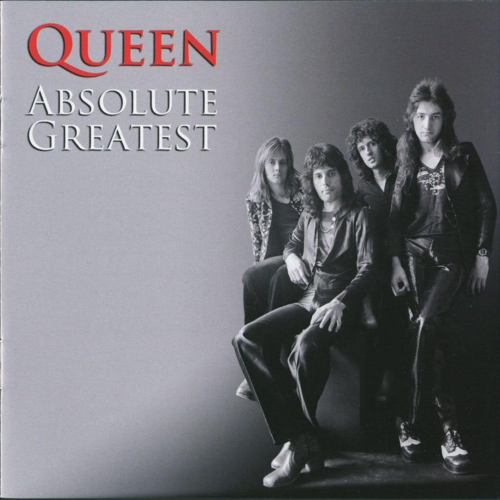 Queen - Absolute Greatest album cover