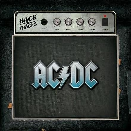 AC/DC - Back Tracks album cover