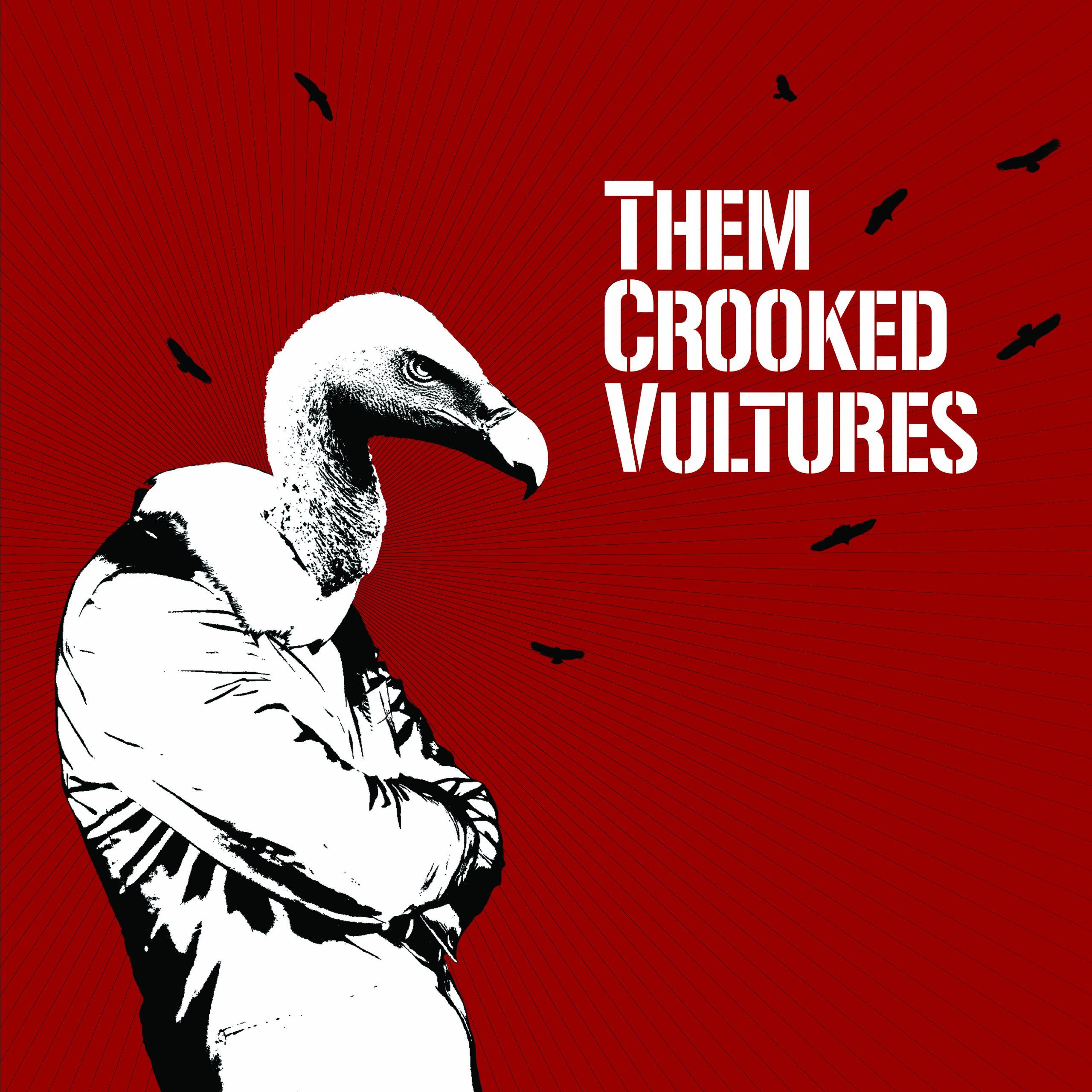 Them Crooked Vultures - Them Crooked Vultures album cover