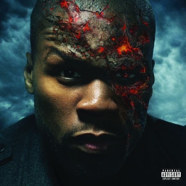 50 Cent - Before I Self Destruct album cover